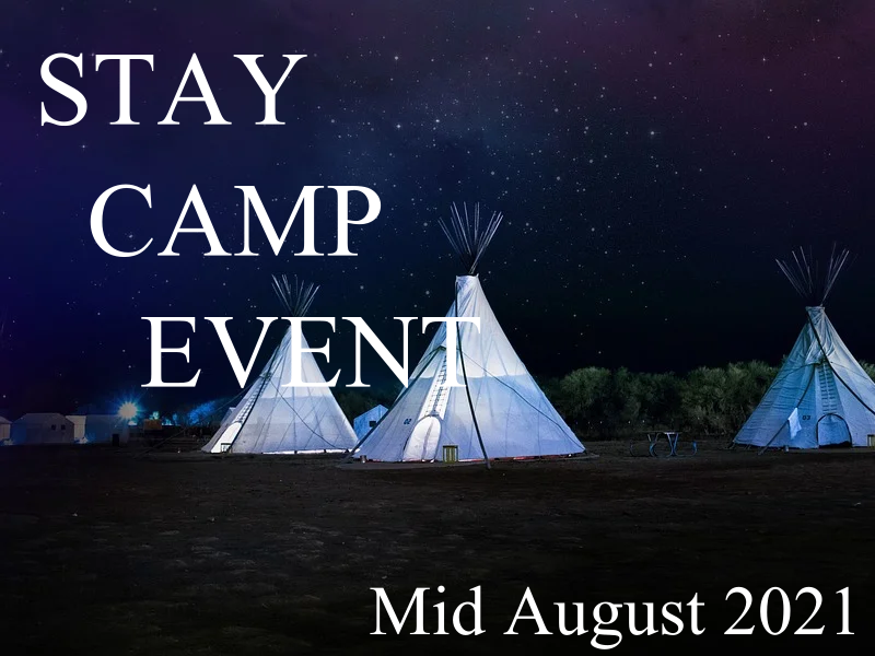 Stay Camp Event