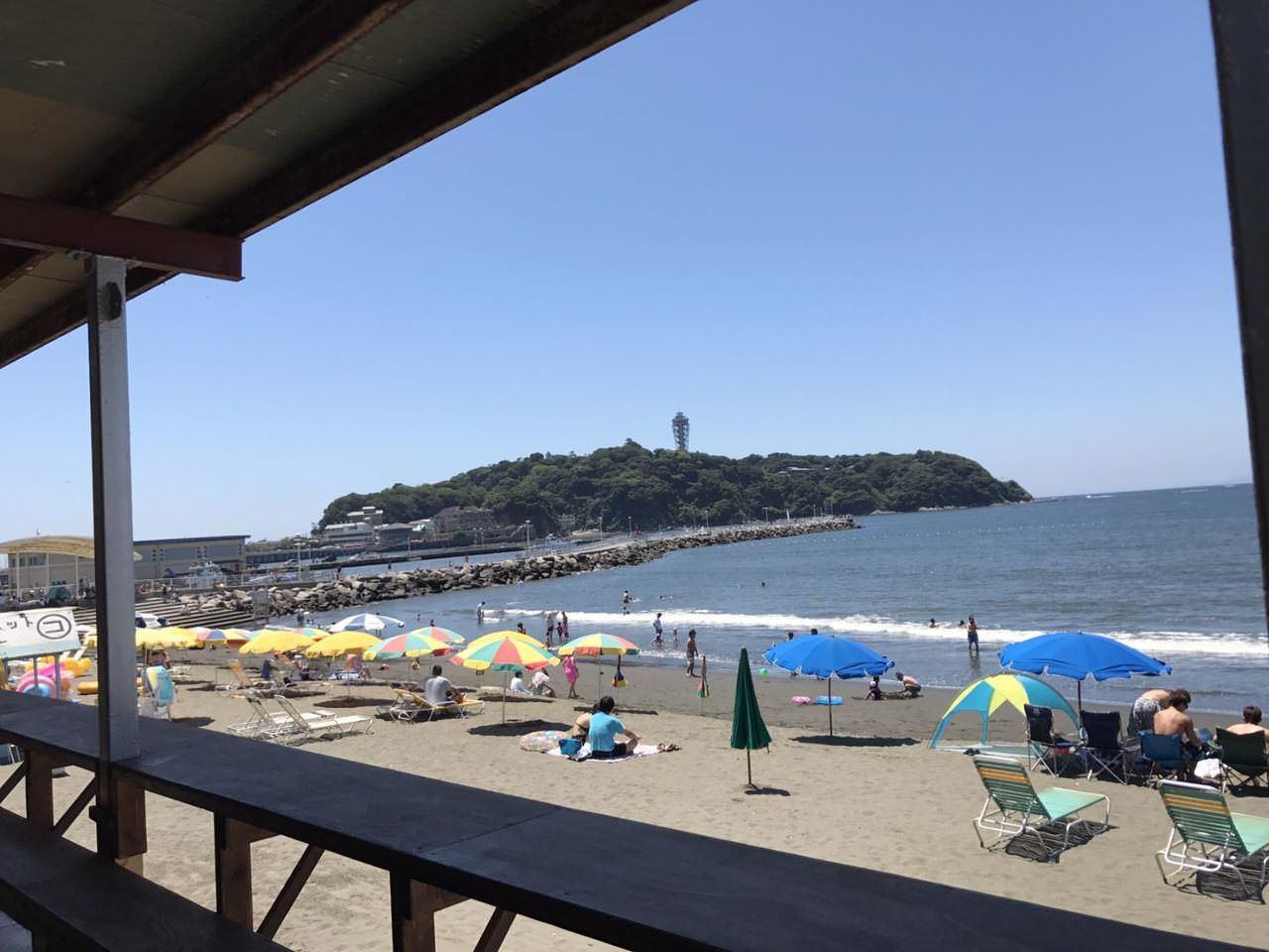 江ノ島海の家